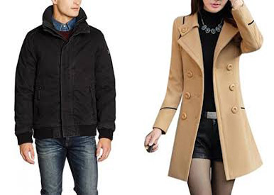 Shop Men and Women's Coats